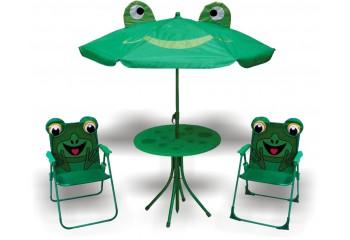 """Детский Набор """"Лягушонок"""" со стулями и столом"""