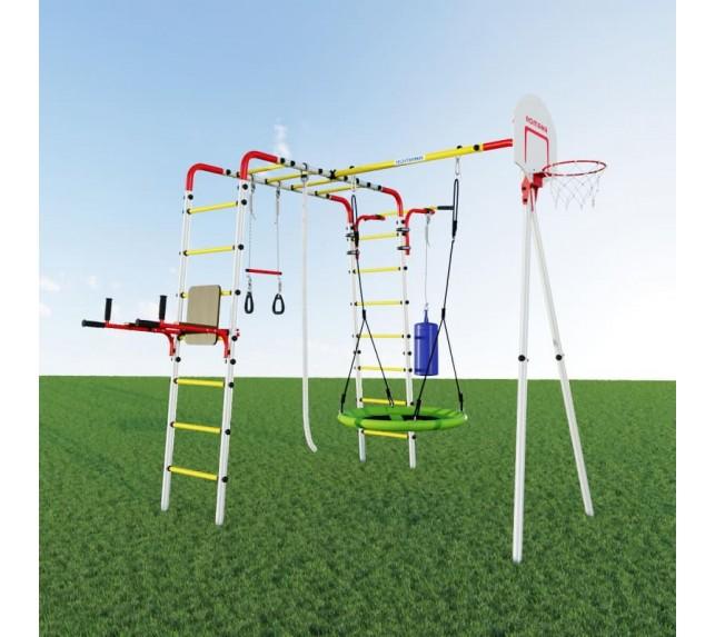 Детский спортивный комплекс для дачи ROMANA Fitness - фото1