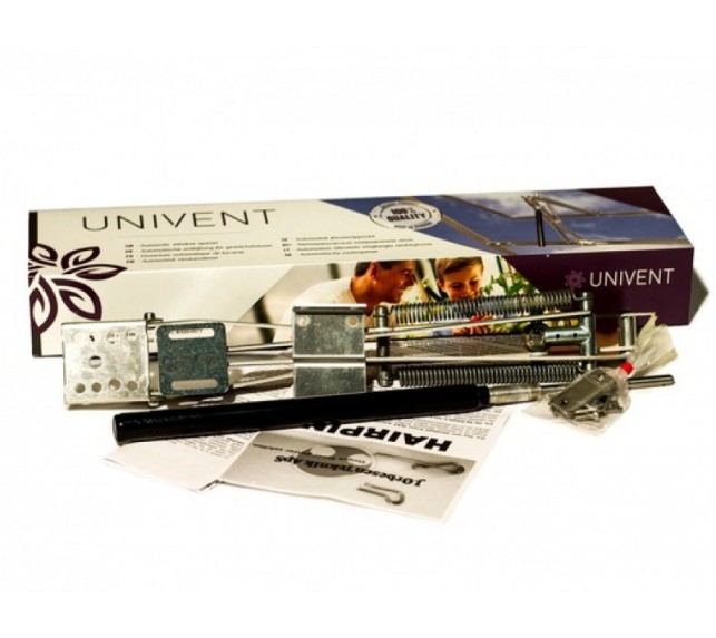 Автоматический проветриватель для теплицы Univent двухпружинный