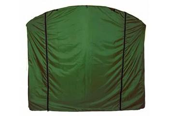 Чехол-укрытие от дождя для качелей зеленого цвета