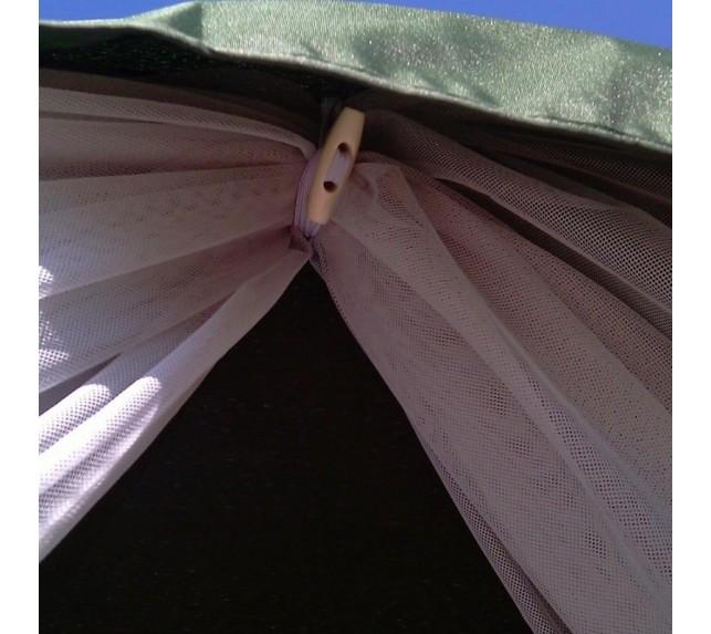 Крепление москитной сетки в качелях Милан - фото4