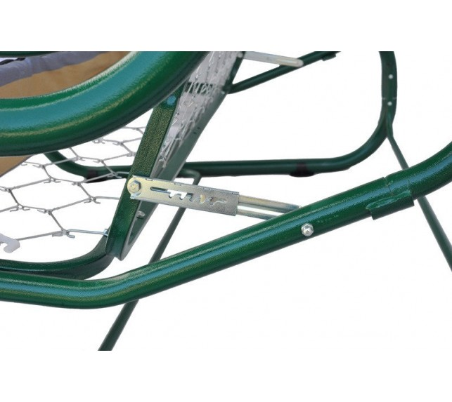 Механизм крепления в садовых качелях Орбита - фото4