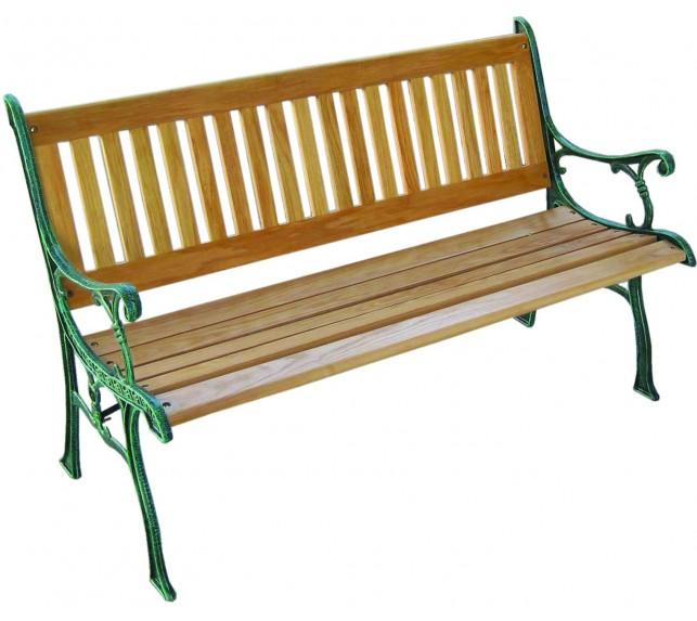 Лавочка садовая G312C - скамейки садовые