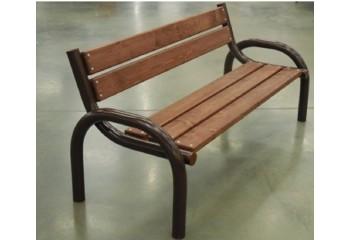 """Лавочка """"Торонто"""" 160 см - скамейки садовые"""