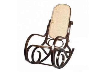 """Кресло-качалка """"Wink"""" 20048W циновка - садовая мебель"""