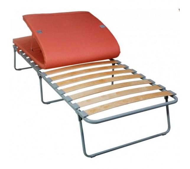 Раскладная кровать-тумба Верона на ламелях - фото2
