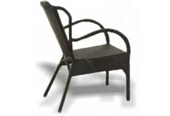 """Кресло плетеное из ротанга """"Римини""""  - садовая мебель"""