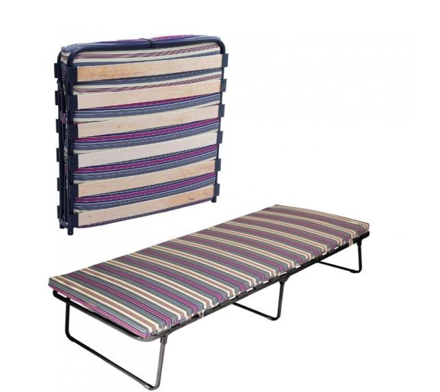 Раскладная кровать-тумба Верона с матрасом - фото1