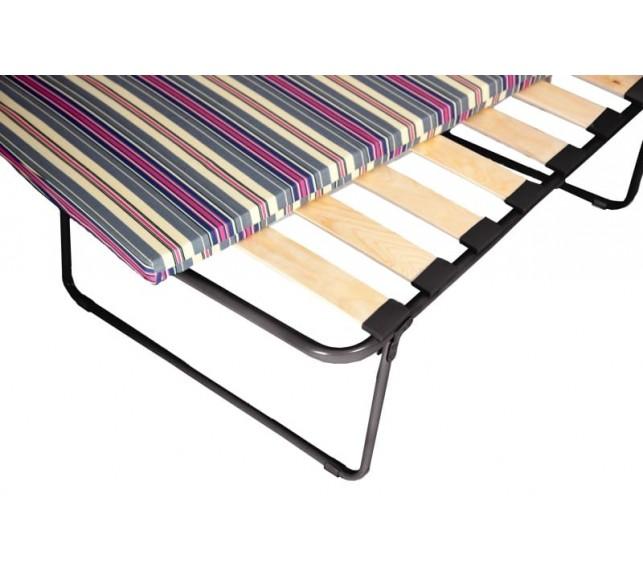 Раскладная кровать-тумба Верона на ортопедических ламелях- фото4