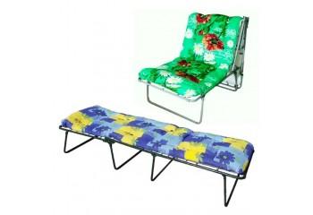 """Кровать-кресло """"Лира"""" с матрасом - раскладушки"""