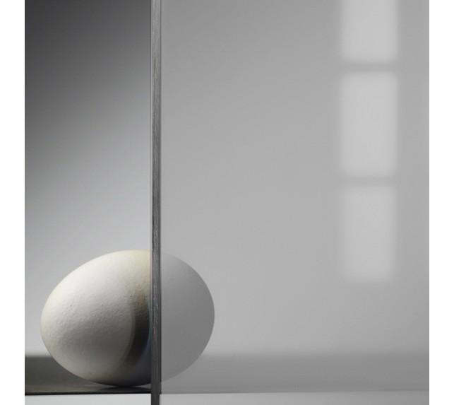 Монолитный поликарбонат 6 мм прозрачного цвета Woggel