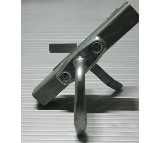Двухсторонняя оцинкованная ручка к теплице МегаМикс - фото9