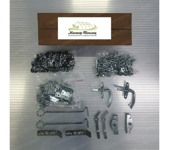 Комплект болтов и саморезов для теплицы Мастер 20х20 мм - фото12
