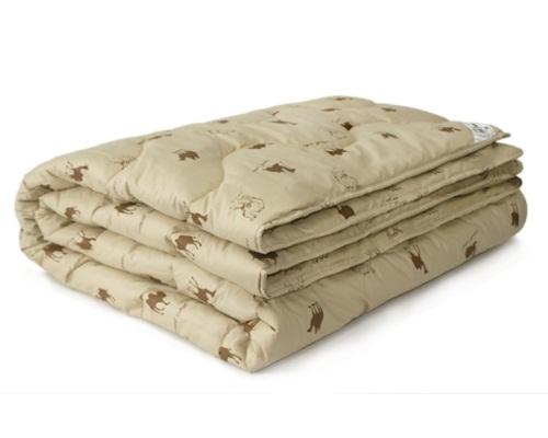 Одеяло верблюжья шерсть зимнее
